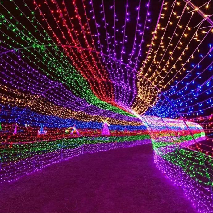 Do you like Christmas decorations lights?