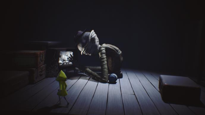 What was the scariest nightmare youve ever had as a child about?