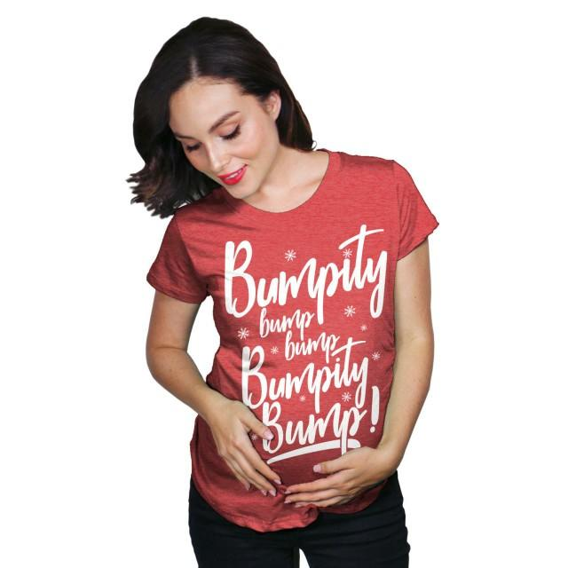 What is the most interesting maternity shirt from luulla.com??