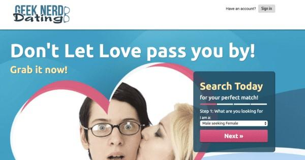 Do you know of any good nerd/geek dating sites?
