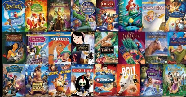 Whats your favorite Disney movie?