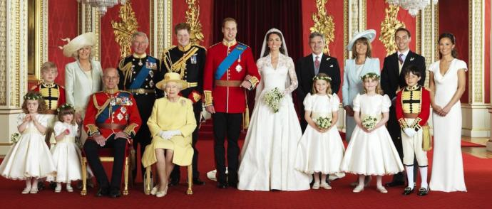 Would you want to be born into a royal family?