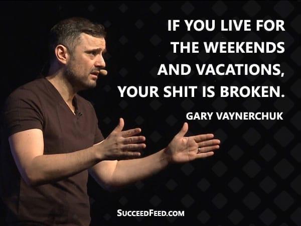 Thoughts on Gary Vaynerchuk?