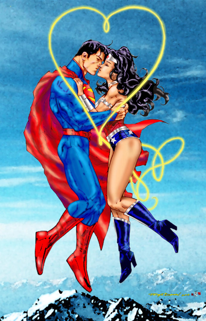 Girls, do you make him feel like he is your Superman? ... Guys, does she make you feel as special as you really are, or do you feel underrated?