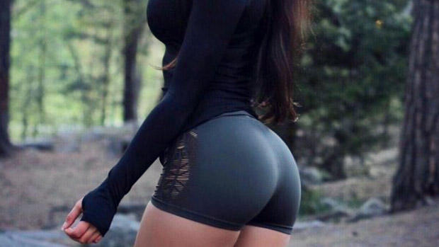 Growing up, did you get the impression that society considered big butts (on women) to be good or bad?
