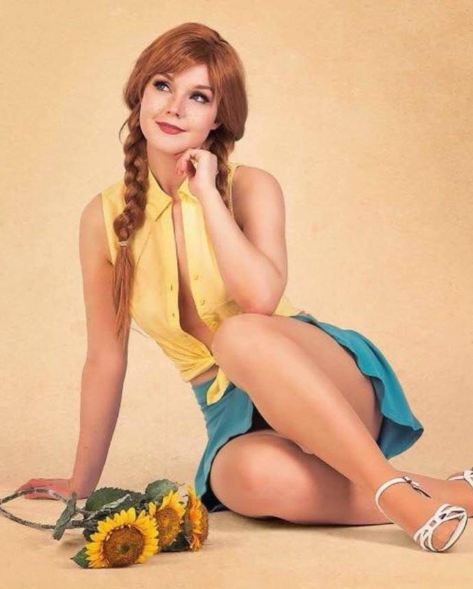 Which Disney pinup princess do you like best?