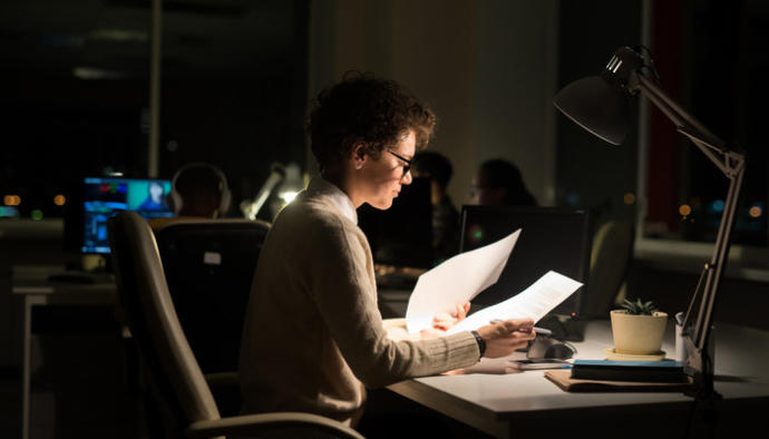 If you work at night, how does this impact your relationship?