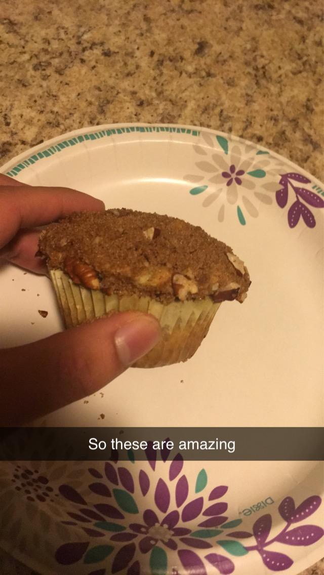 Do you like muffins?