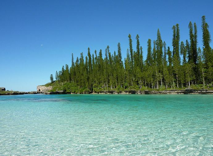 Would you like to visit New Caledonia?