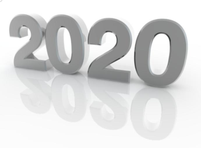 What are your plans for 2020?