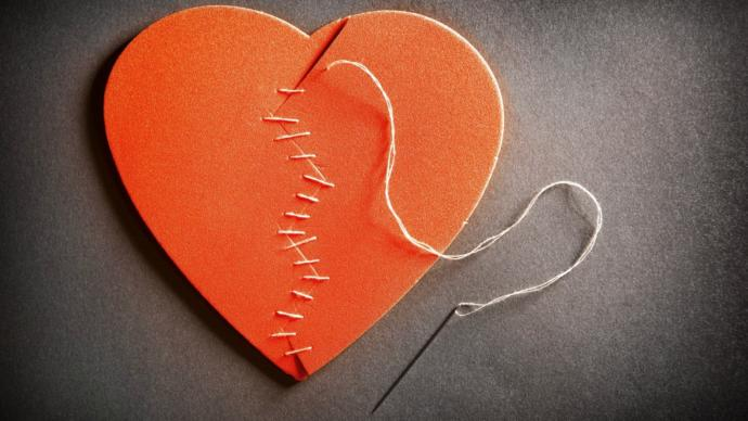 How do I get over a heartbreak?