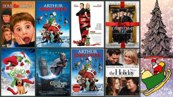 If GAG was a Christmas Movie which movie would they be?