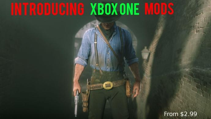 Would You Pay For Console Game Mods?