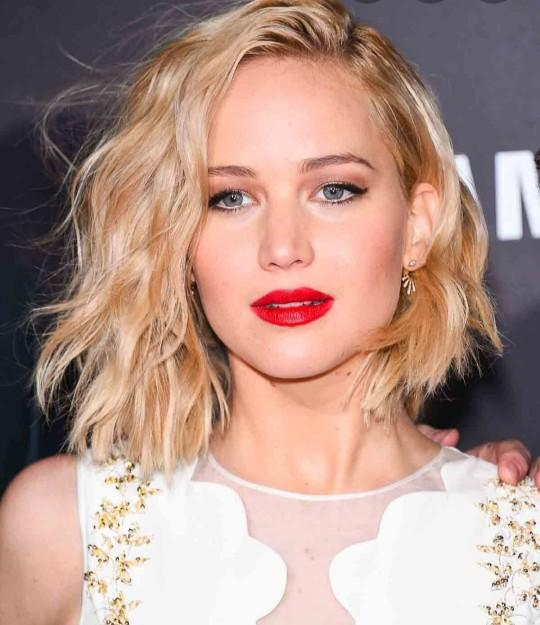 What do you think about Jennifer lawrence?