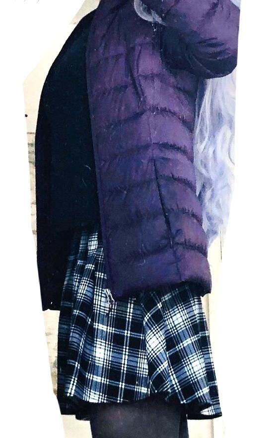 Plumb Coat