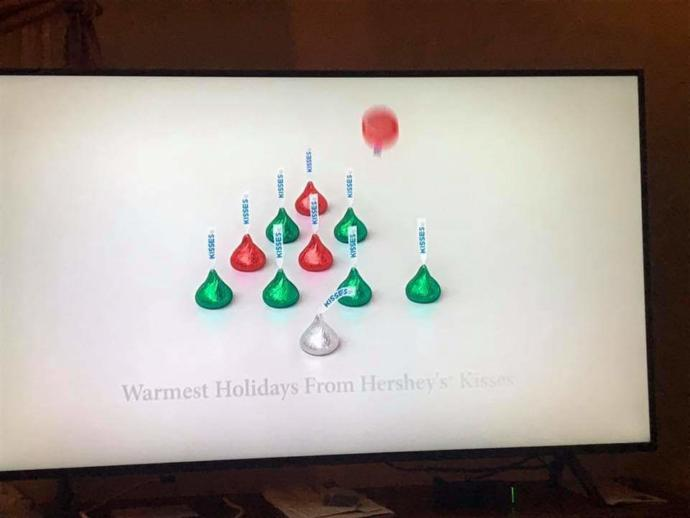 What is your favorite Christmas commercial?