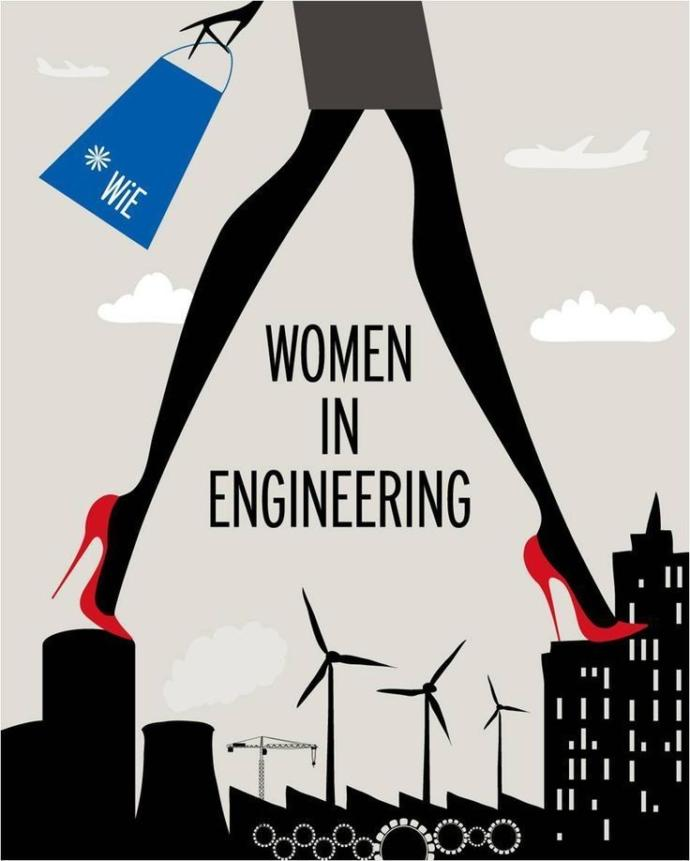 What are the benefits of more women in a male dominated field such as engineering?