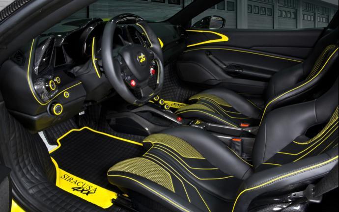 MANSORY Ferrari 488 4XX Siracusa