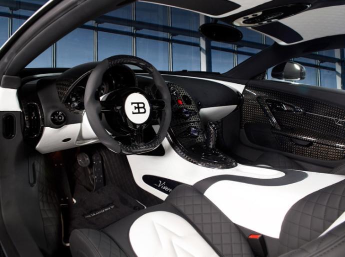 MANSORY Bugatti Veyron 16.4 Vivere