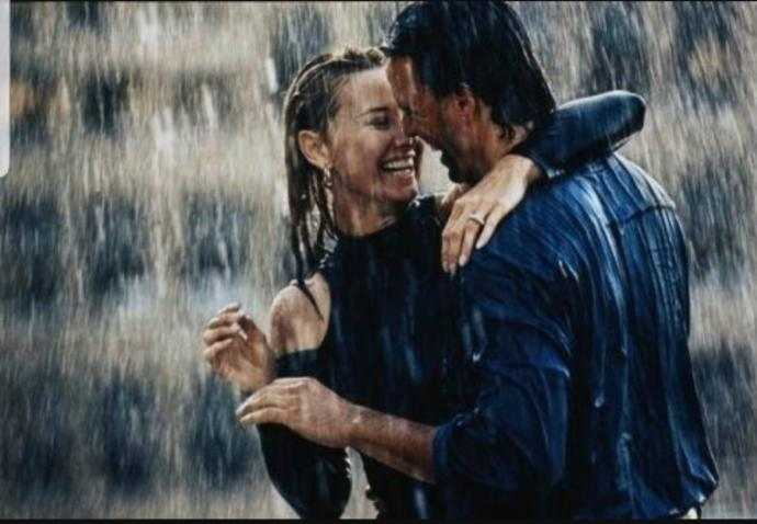 Have you ever danced in the rain?