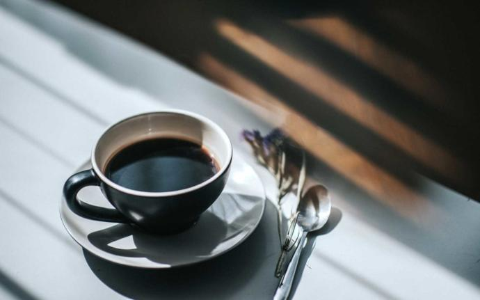 Is a cup of coffee a part of your morning routine?