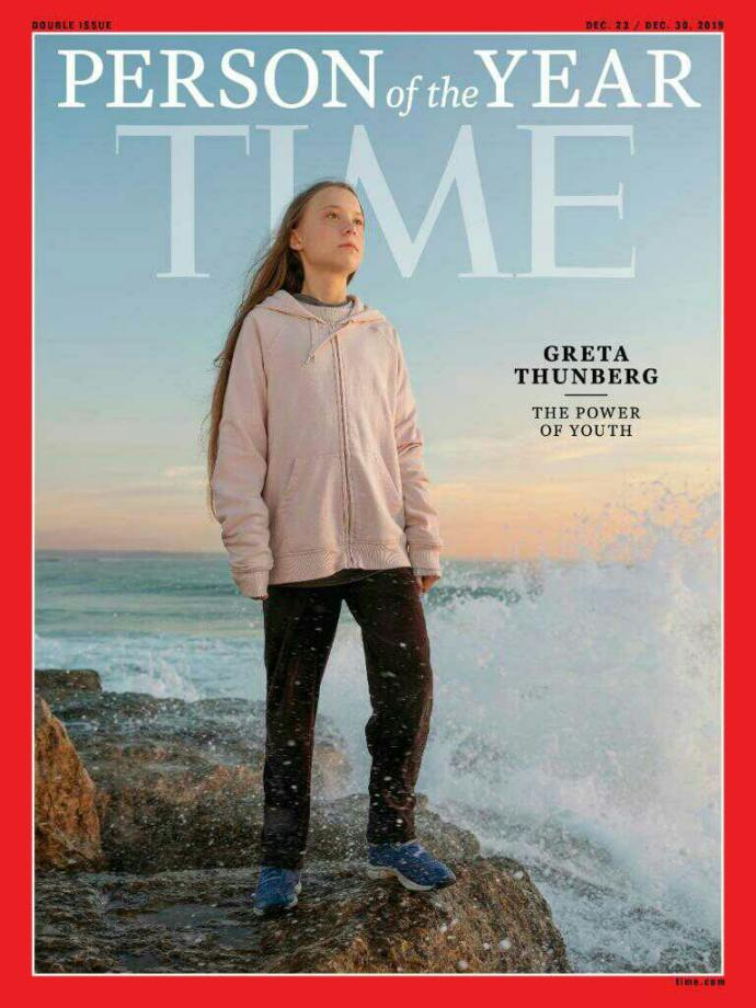 Greta Thunberg is TIMEs 2019 Person of the Year. Opinions?