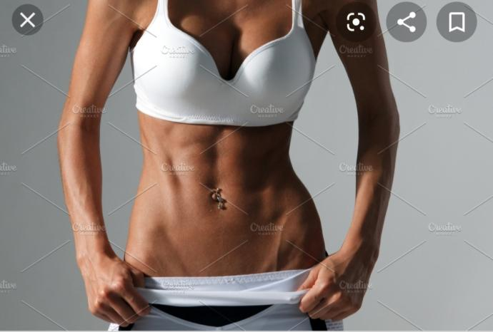 Do people have different shape of abs?