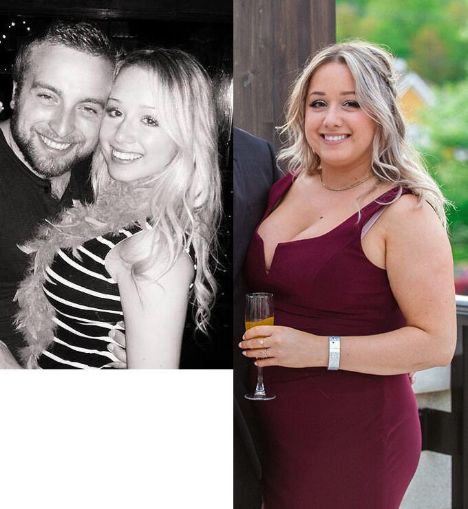 Should I date this girl that gained weight?