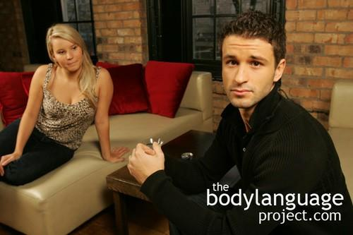 What do you think about the body language project and could this answer many of the questions asked on gag?