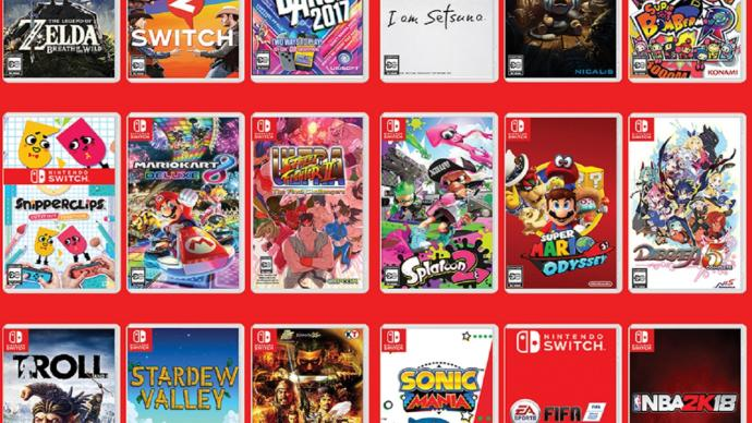 What is your favorite Nintendo Switch game?