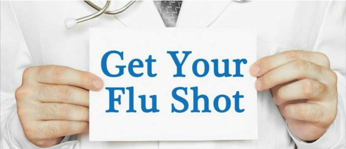 Ewe not the flu! Do you believe in the flu shot? Why or why not?