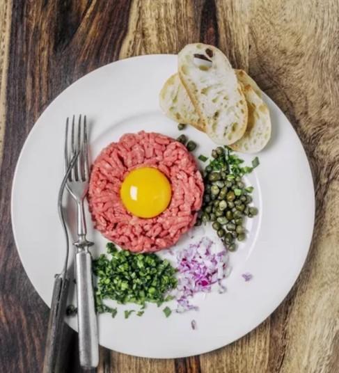 Have you ever eaten Steak Tartare?