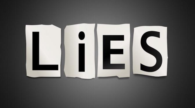 With Your Family, Who Lies Most?