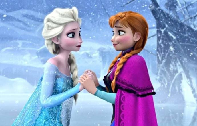 Which version of Anna and Elsa do you like best?