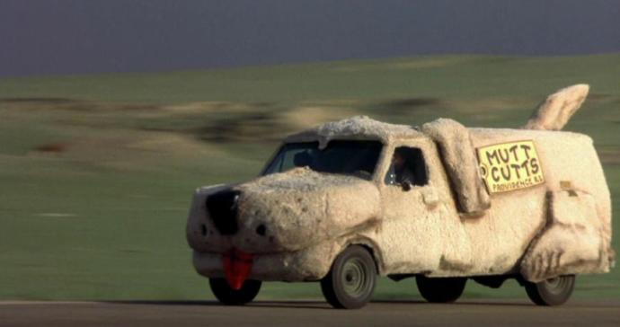 1984 Ford Econoline, Dumb and Dumber