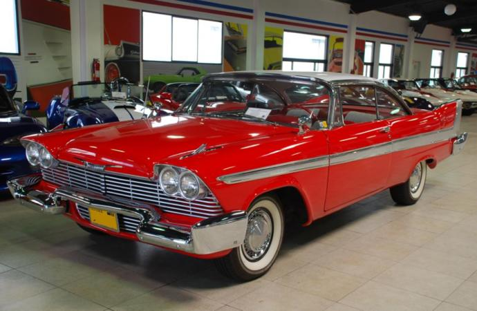 1958 Plymouth Fury, Christine