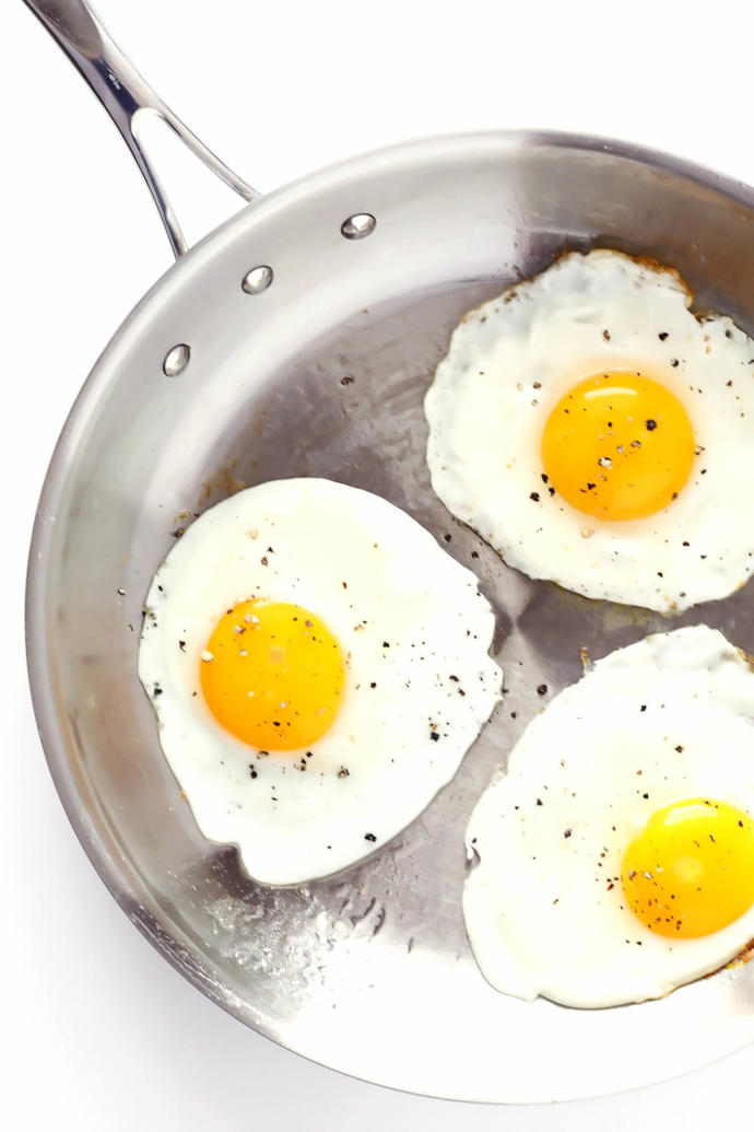 How do you usually eat your eggs?
