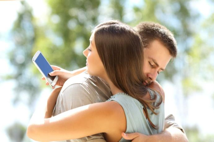 What do you think is the best way to deal when you think your significant other is cheating on you?