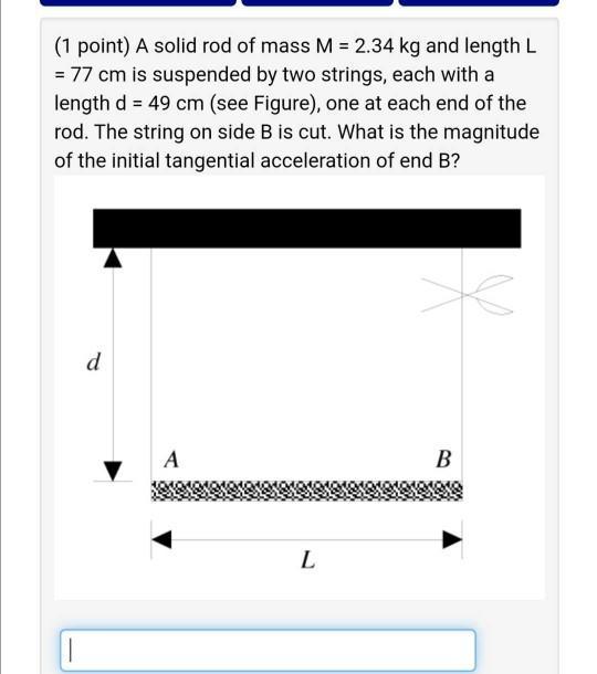 Physics (rotational dynamics) help?