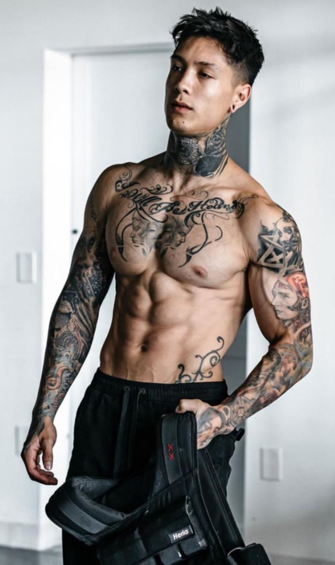 Girls, How shredded do you like a guy to be?