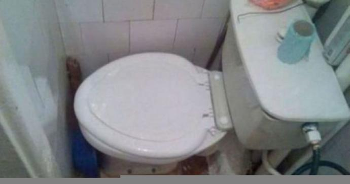 What is it with people and their toilets?