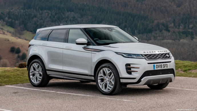 Which of these 7, 2018-2020 Land rovers would you choose?