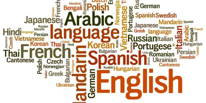 What languages do you know?
