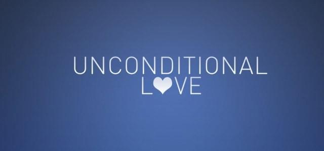 Do you think unconditional love is the true love?