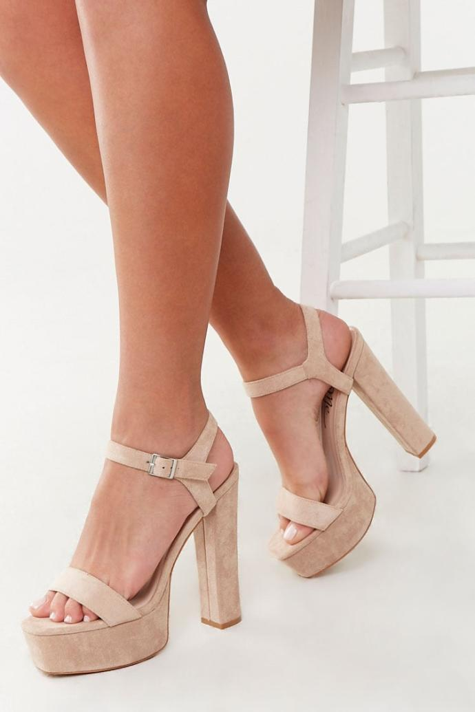 Do you think high heels are attractive? & If so, why?