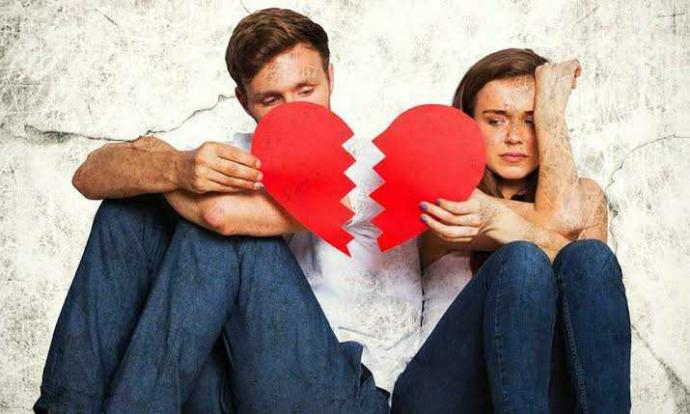 Which has most impact in relationship breakup?