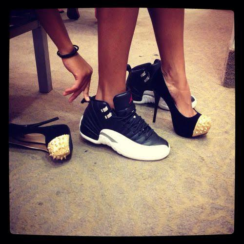 Guys- Do you prefer girls in heels or sneakers?