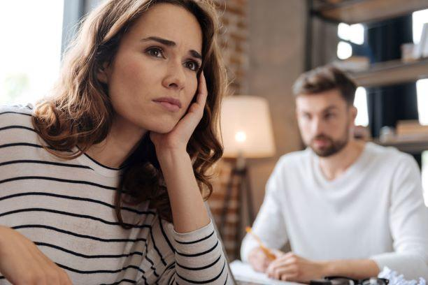Have you ever dated someone so unhappy in life it started making you unhappy?