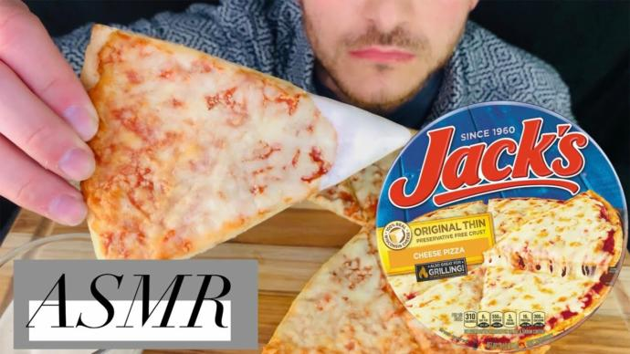 Can or would anyone eat a whole jacks pizza all at once?