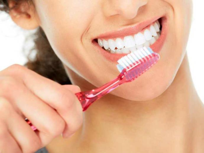 Do you brush your teeth right after waking up?